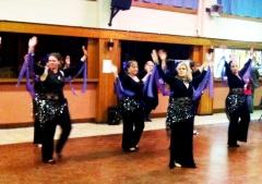 Bridgewater Babes Beauty Beats choreography