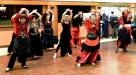 Bridgewater babes skirt dance