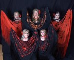 Gypsy Twist belly dance troupe