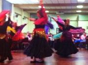 Bridgewater Babes veil dance