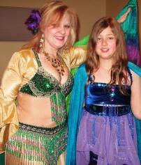 Alana's party