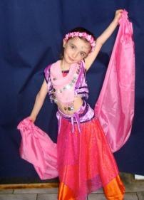 Saskia the party princess