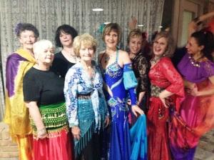 Bridgewater Dancers & Sandra