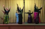 Bridgewater class performing Habibi Ya Eini at the winter hafla