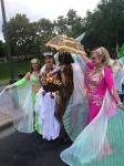 Fringe parade 2017