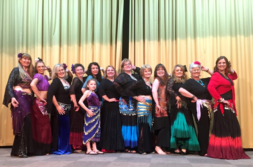 Bridgewater Belly Dancers